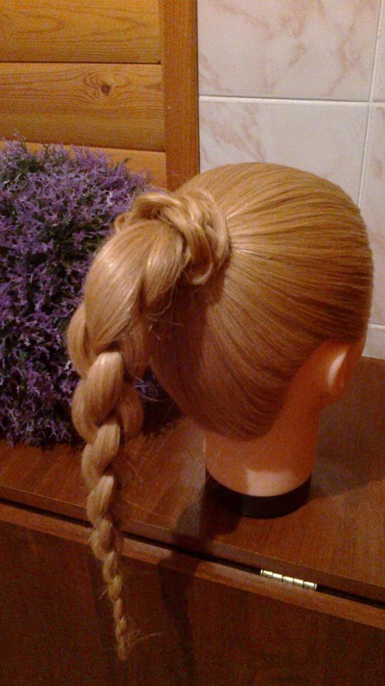 Мастер класс плетение косы рыбий хвост - Val-spb.ru